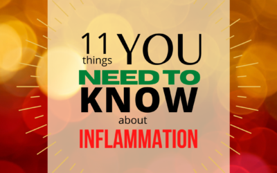 11 things you need to know about inflammation