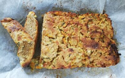 Carrot and Courgette Cake – Healthy yet tasty baking